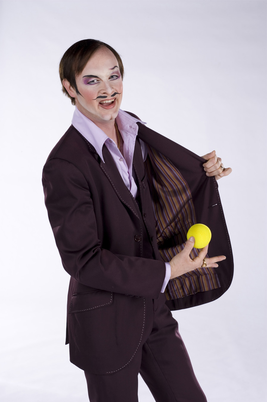 Michael Halvarson Pickpocket Clown_low